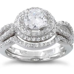 Talk about classy 925 Sterling Silver Classic ring
